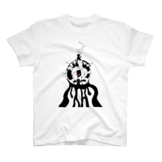 ボラテラボの虚勢 T-shirts