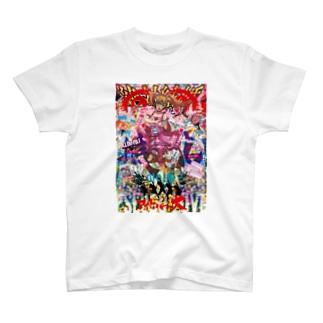 ⚡TEAM電光石火⚡️のアイドルの犬 T-shirts