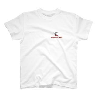 Beyond the stars T-shirts