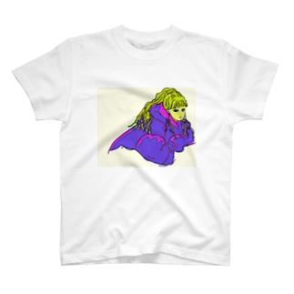 女の子⑤ T-shirts