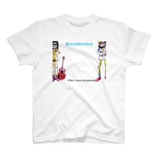 #socialdistance T-shirts