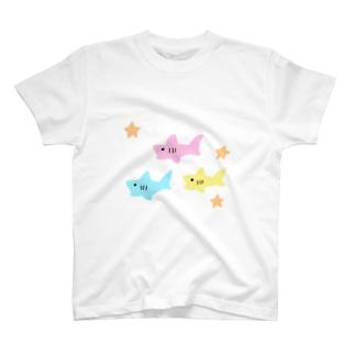 サメの群れ! T-Shirt