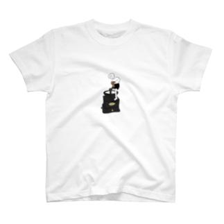 コーヒーミルボーイ T-Shirt