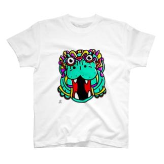 カバスピリット T-shirts