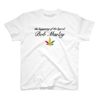 ボブマーリー生誕75周年記念 T-shirts
