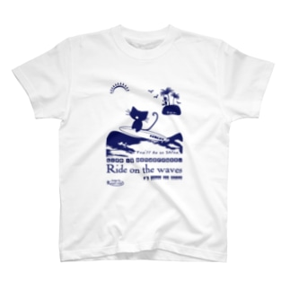 Ride on the Wave T-shirts