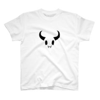 ウッシーしろ T-shirts