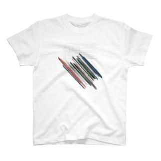 線分 T-Shirt