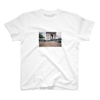 Arc de triomphe de l'Étoile T-shirts