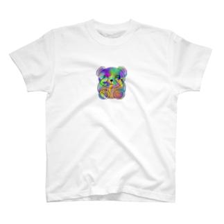 Schale bear T-shirts