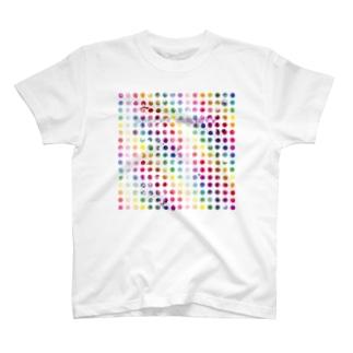 カラフルSS T-shirts