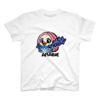 アマビヱちゃん T-shirts