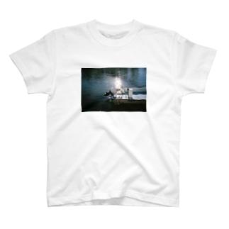 白河夜船 T-shirts