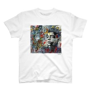 To Jean-Michel Basquiat T-shirts