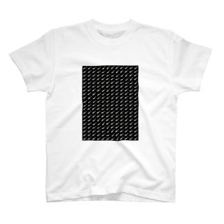 包丁柄Tシャツ T-shirts