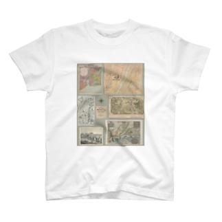 Old Atlas T-shirts