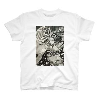 oiran T-shirts
