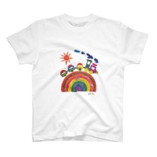 にじぐみTシャツ T-shirts