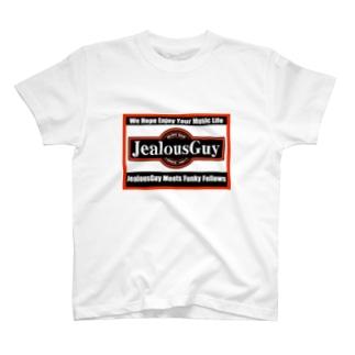 JealousGuy - Music Life Tシャツ T-shirts