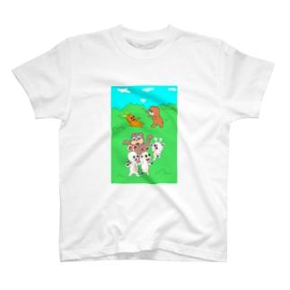 迫る災難 T-shirts