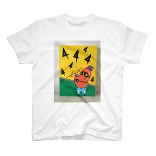 たらこ T-shirts