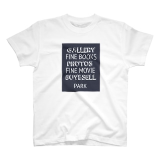 park&gallery T-shirts