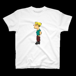 D24 ONLINE STOREのマイケルくん T-shirts
