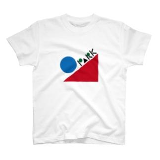 park&triangle T-shirts