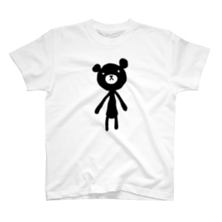 MONOKUMA-Black T-shirts