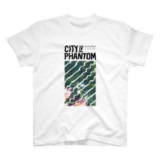都市の亡霊 「Sweet Flag」 T-shirts