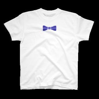 なの蝶ネクタイ2 T-shirts