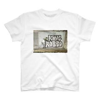 Graffiti War: King Robbo vs Banksy T-shirts