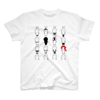 純粋になれる魔法のアイテム T-shirts