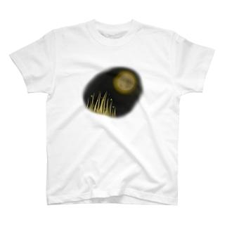 月夜に何想ふ T-shirts
