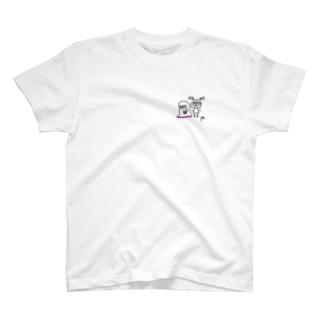 おばけとおんなのコ T-shirts