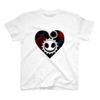 ゼンマイハート T-shirts