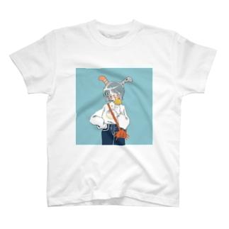 水族館コーデ T-shirts