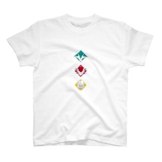 お手手 T-shirts