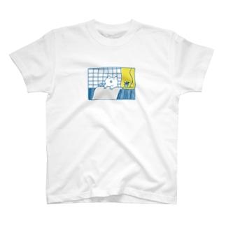 かわしまさきのきもちよい午後 T-shirts