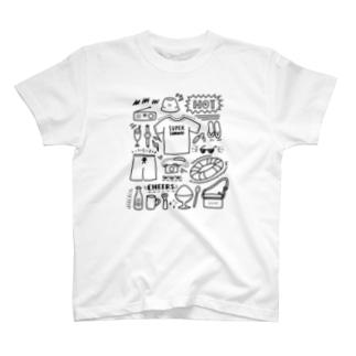 SUPER SUMMER 02 T-shirts