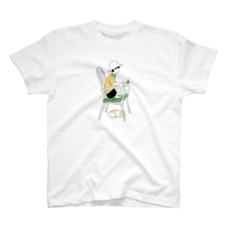 昼をふかやして(原案) T-shirts