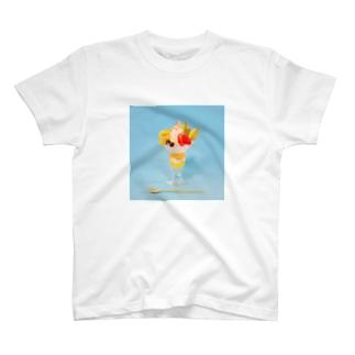 フルーツパフェなアイテム T-shirts