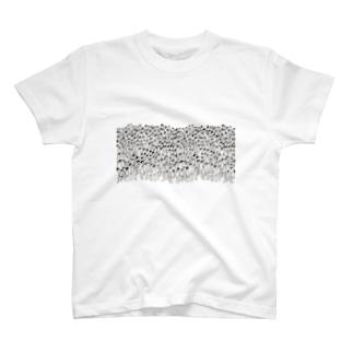 行列 T-shirts