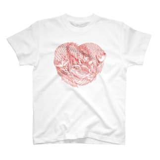 Dragon Heart T-shirts