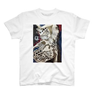 交わり T-shirts