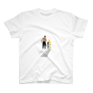 onakaのお父さん、いつもありがとう(影) T-shirts