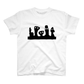 はえた はえたよ T-shirts