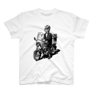 カブ翁のTシャツ T-shirts