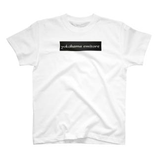 「横浜エミトレ」 Tシャツ T-shirts