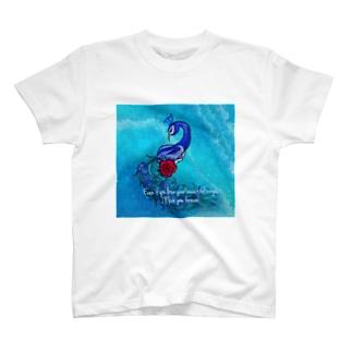 孔雀 T-shirts